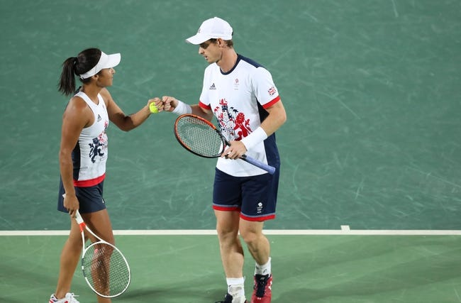 Andy Murray vs. Kei Nishikori 2016 Rio Summer Olympics Semifinal Pick, Odds, Prediction