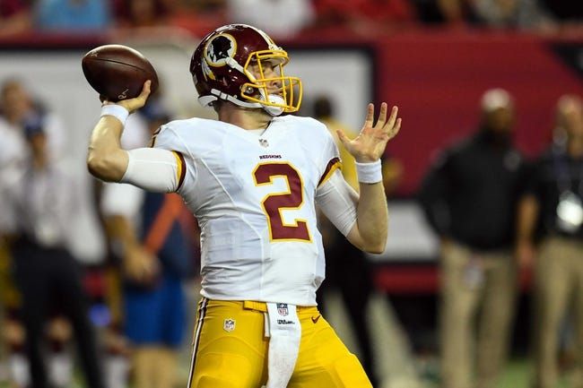 Washington Redskins vs. New York Jets - 8/19/16 NFL Pick, Odds, and Prediction