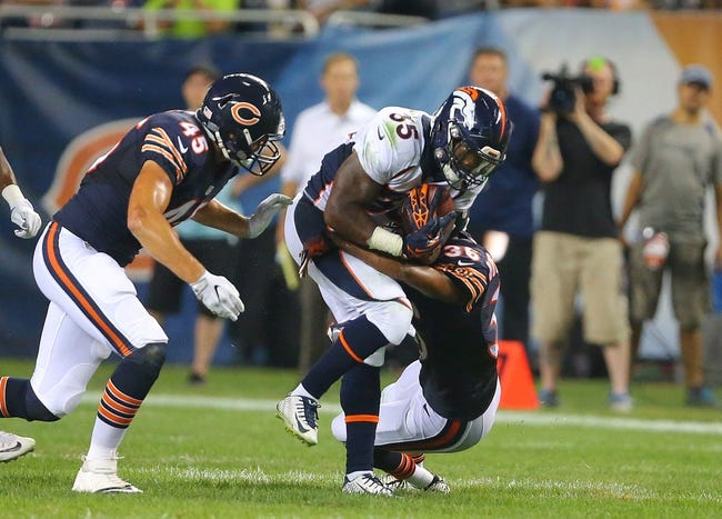 NFL | Denver Broncos (9-7) at Chicago Bears (3-13)