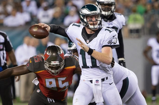 Philadelphia Eagles vs. Cleveland Browns - 9/11/16 NFL Pick, Odds, and Prediction