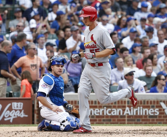 Chicago Cubs vs. St. Louis Cardinals - 8/13/16 MLB Pick, Odds, and Prediction
