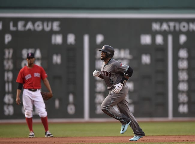 Boston Red Sox vs. Arizona Diamondbacks - 8/13/16 MLB Pick, Odds, and Prediction