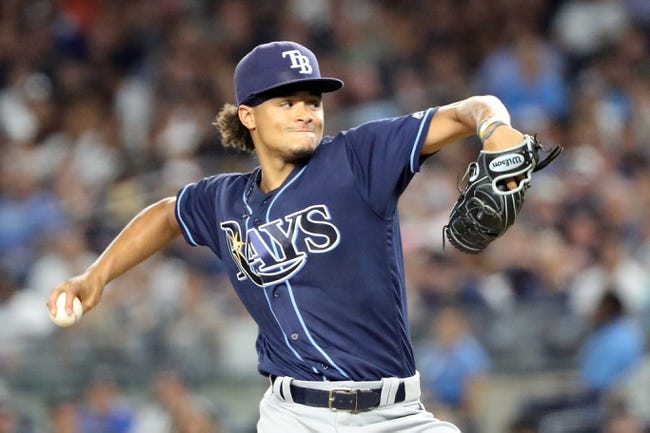 Tampa Bay Rays vs. San Diego Padres - 8/16/16 MLB Pick, Odds, and Prediction