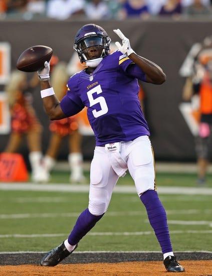 NFL | San Diego Chargers (4-12) at Minnesota Vikings (11-6)