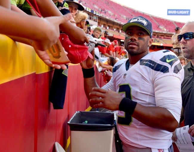 NFL | Kansas City Chiefs (12-5) at Seattle Seahawks (11-6-1)