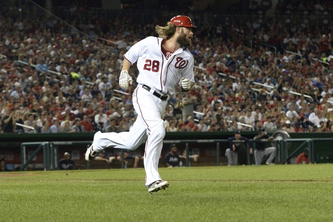 Nationals vs. Braves - 8/14/16 MLB Pick, Odds, and Prediction