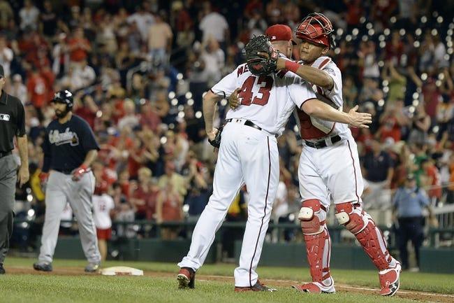 Atlanta Braves vs. Washington Nationals - 8/19/16 MLB Pick, Odds, and Prediction