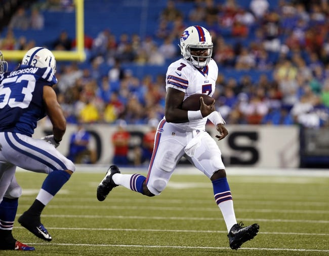 New York Giants at Buffalo Bills - 8/20/16 NFL Pick, Odds, and Prediction