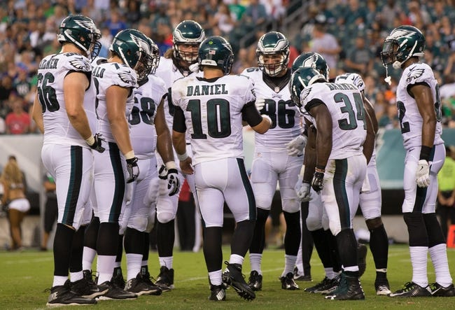 NFL | New York Jets (10-6) at Philadelphia Eagles (7-9)