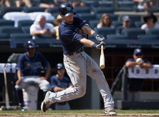 New York Yankees vs. Tampa Bay Rays - 9/8/16 MLB Pick, Odds, and Prediction