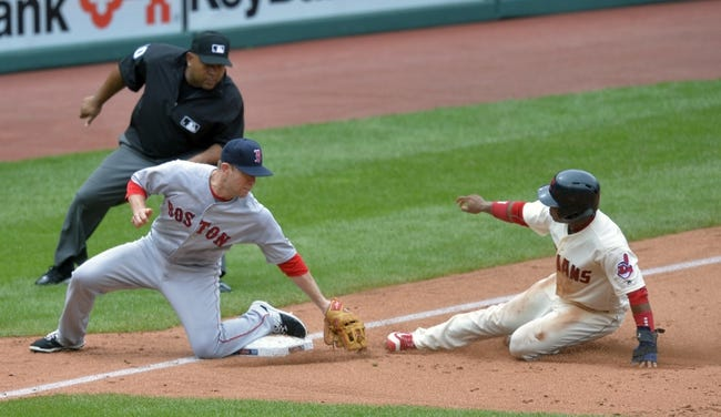 Cleveland Indians vs. Boston Red Sox ALDS Game One - 10/6/16 MLB Pick, Odds, and Prediction
