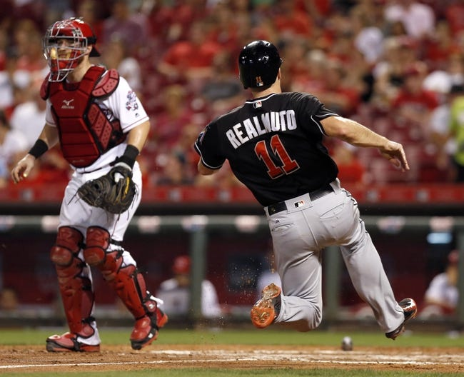 Cincinnati Reds vs. Miami Marlins - 8/16/16 MLB Pick, Odds, and Prediction