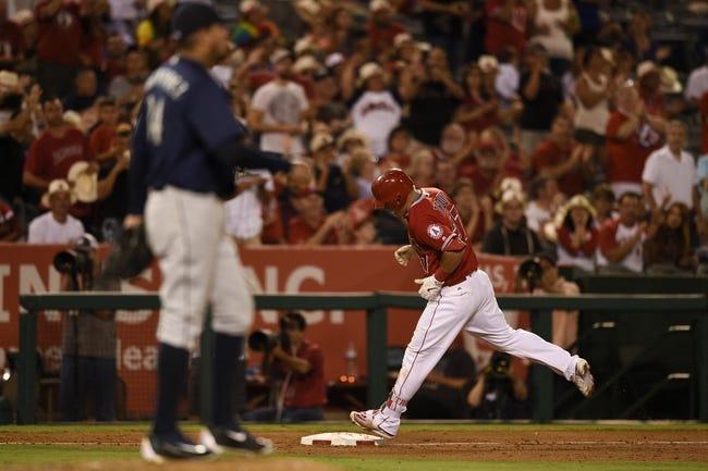 Angels vs. Mariners - 8/16/16 MLB Pick, Odds, and Prediction