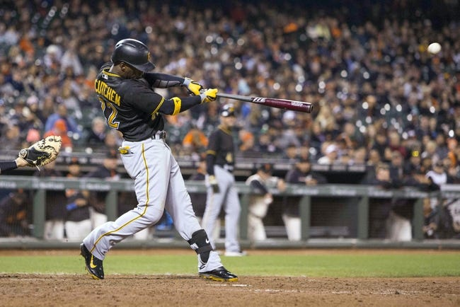 Giants vs. Pirates - 8/16/16 MLB Pick, Odds, and Prediction