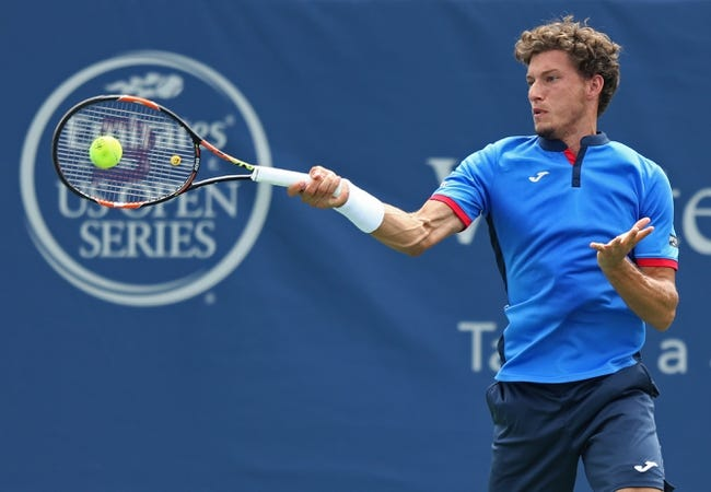 Pablo Carreno Busta vs. John Millman 2016 Winston-Salem Open Semifinal Pick, Odds, Prediction