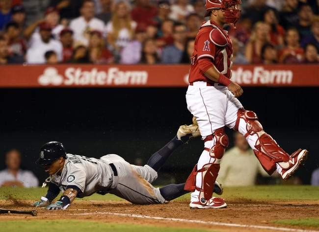 Los Angeles Angels vs. Seattle Mariners - 8/18/16 MLB Pick, Odds, and Prediction