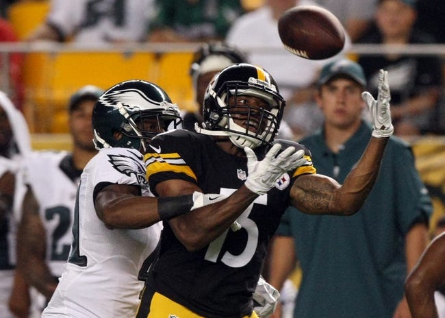 Pittsburgh Steelers at Philadelphia Eagles - 9/25/16 NFL Pick, Odds, and Prediction