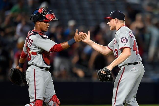 Atlanta Braves vs. Washington Nationals - 8/20/16 MLB Pick, Odds, and Prediction