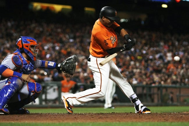San Francisco Giants vs. New York Mets - 8/20/16 MLB Pick, Odds, and Prediction