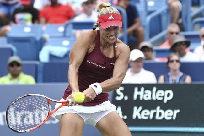 Angelique Kerber vs. Karolina Pliskova 2016 Cincinnati Masters Final Pick, Odds, Prediction