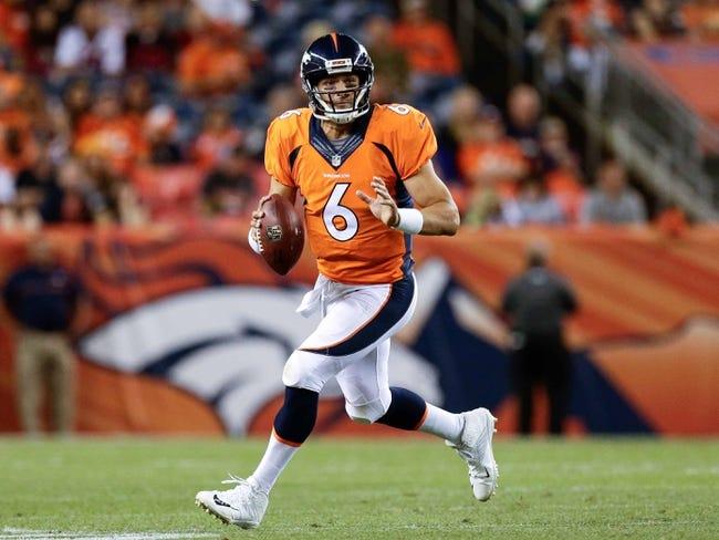 Denver Broncos vs. Los Angeles Rams - 8/27/16 NFL Pick, Odds, and Prediction