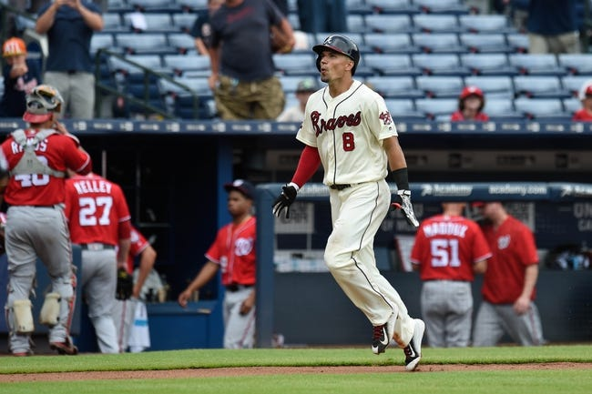 Nationals vs. Braves - 9/5/16 MLB Pick, Odds, and Prediction
