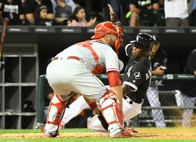 Philadelphia Phillies vs. Chicago White Sox - 9/20/16 MLB Pick, Odds, and Prediction