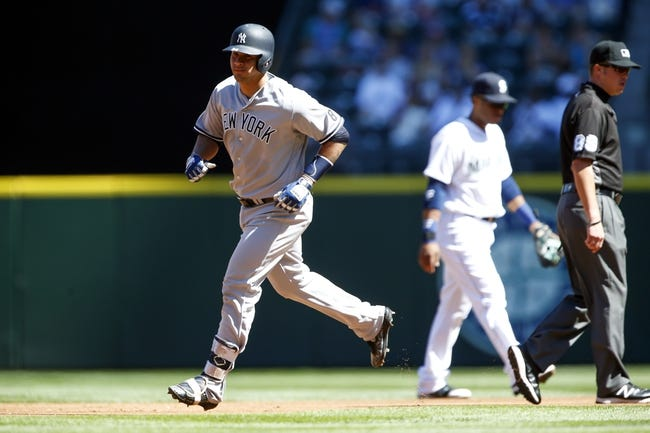 Seattle Mariners vs. New York Yankees - 7/20/17 MLB Pick, Odds, and Prediction