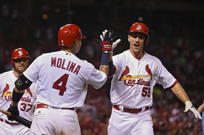 St. Louis Cardinals vs. Oakland Athletics - 8/26/16 MLB Pick, Odds, and Prediction