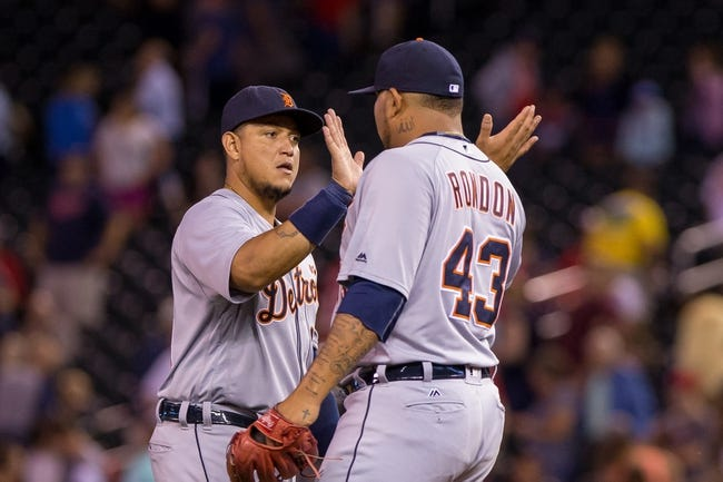 Minnesota Twins vs. Detroit Tigers - 8/25/16 MLB Pick, Odds, and Prediction