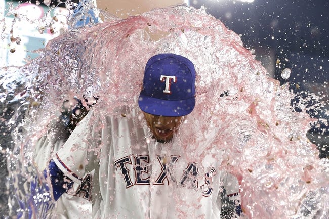 Texas Rangers vs. Cleveland Indians - 8/26/16 MLB Pick, Odds, and Prediction
