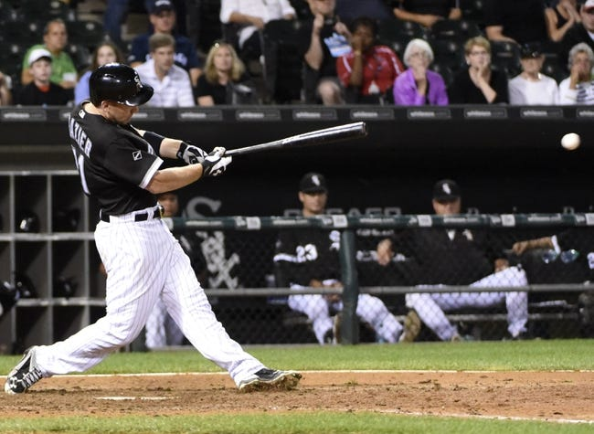 Chicago White Sox vs. Seattle Mariners - 8/27/16 MLB Pick, Odds, and Prediction