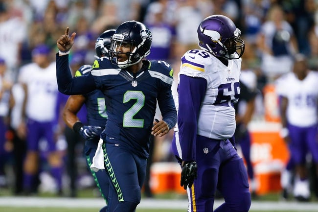 NFL | Minnesota Vikings (1-0) at Seattle Seahawks (1-0)