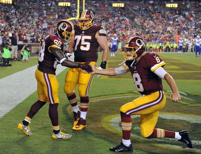 NFL | Pittsburgh Steelers (11-7) at Washington Redskins (9-8)
