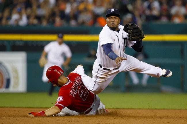 Detroit Tigers vs. Los Angeles Angels - 8/27/16 MLB Pick, Odds, and Prediction