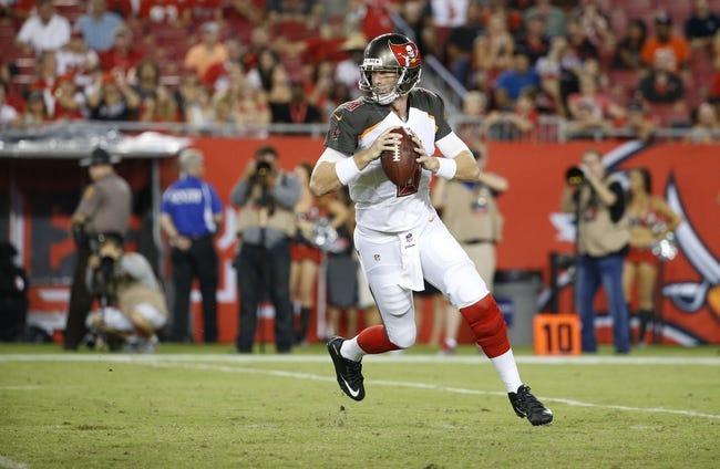 Tampa Bay Buccaneers vs. Washington Redskins - 8/31/16 NFL Pick, Odds, and Prediction