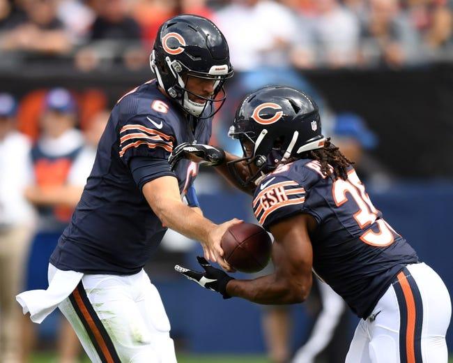 NFL | Philadelphia Eagles (1-0) at Chicago Bears (0-1)