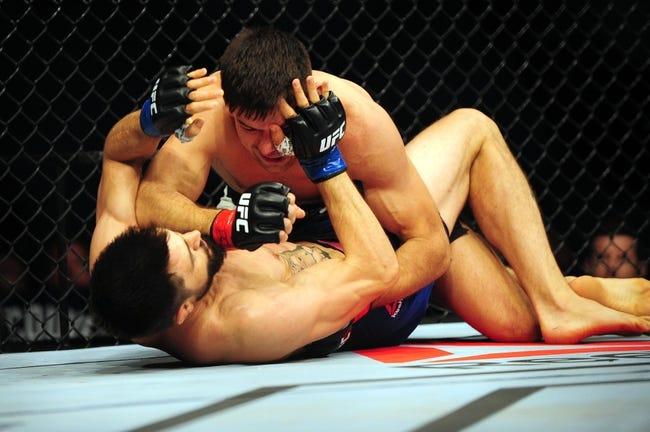 Carlos Condit vs. Neil Magny UFC 219 Pick, Preview, Odds, Prediction - 12/30/17