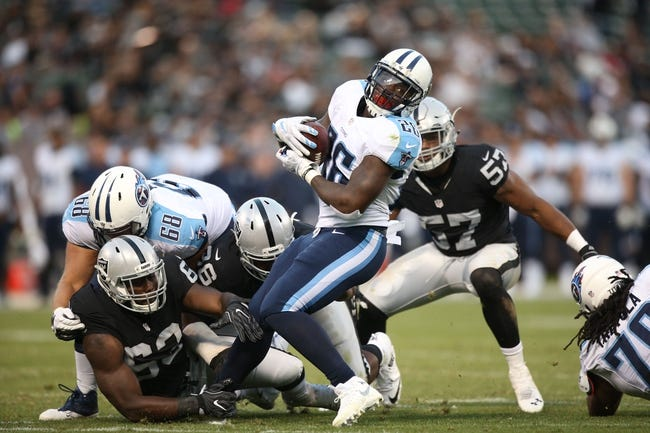Tennessee Titans vs. Oakland Raiders - 9/25/16 NFL Pick, Odds, and Prediction