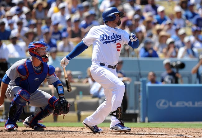 Chicago Cubs vs. Los Angeles Dodgers Game One NLCS - 10/15/16 MLB Pick, Odds, and Prediction