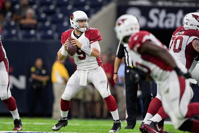 Arizona Cardinals vs. Denver Broncos - 9/1/16 NFL Pick, Odds, and Prediction