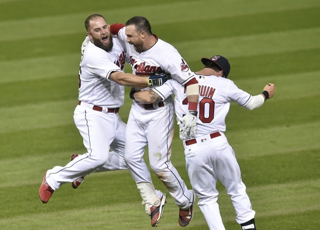 Cleveland Indians vs. Minnesota Twins - 8/30/16 MLB Pick, Odds, and Prediction