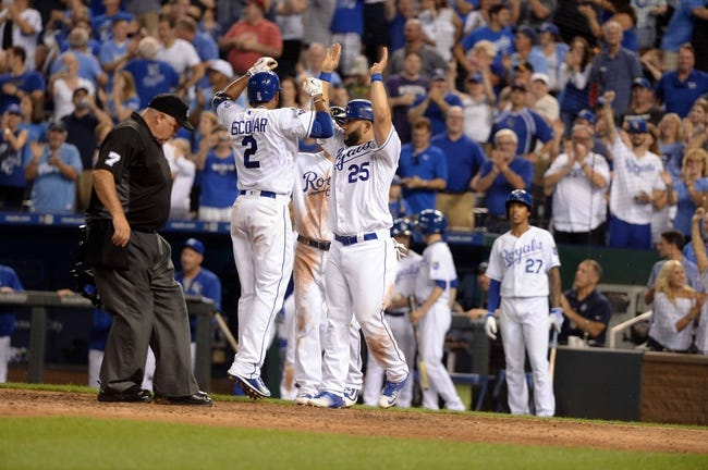 Royals vs. Yankees - 8/30/16 MLB Pick, Odds, and Prediction