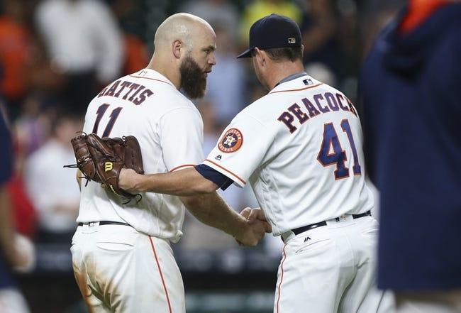 Astros vs. Athletics - 8/30/16 MLB Pick, Odds, and Prediction