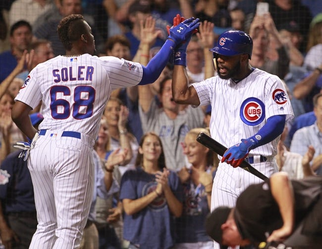 Chicago Cubs vs. Pittsburgh Pirates - 8/30/16 MLB Pick, Odds, and Prediction