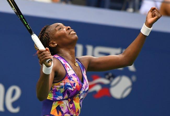Venus Williams vs. Julia Goerges 2016 US Open Pick, Odds, Prediction