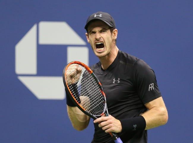Tennis   Granollers vs. Murray