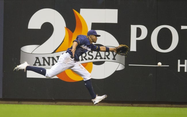 St. Louis Cardinals vs. Milwaukee Brewers - 9/10/16 MLB Pick, Odds, and Prediction