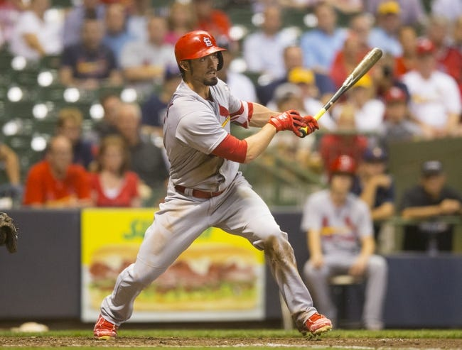 Milwaukee Brewers vs. St. Louis Cardinals - 8/31/16 MLB Pick, Odds, and Prediction