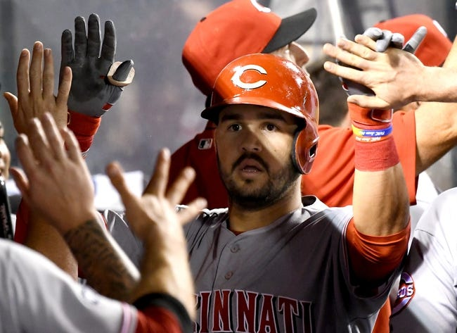 Angels vs. Reds - 8/31/16 MLB Pick, Odds, and Prediction